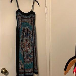 India boutique summer dress